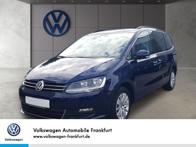 Volkswagen Sharan 1.4 TSI Comfortline Einparkhilfe Navi Leichtmetallfelgen SHARAN CL BT110 TSIM6F, Jahr 2020, Benzin