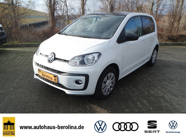 Volkswagen up! 1.0 move ASG *SHZ*KLIMA*, Jahr 2019, Benzin