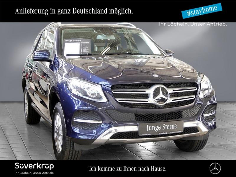 Mercedes-Benz GLE 350 d 4M AHK+360°+LEDER+SITZKLIMA+DISTRONIC, Jahr 2016, Diesel