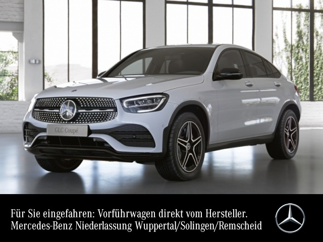 Mercedes-Benz GLC 200 Cp. 4M AMG SHD LED AHK Night Kamera 9G, Jahr 2020, Benzin