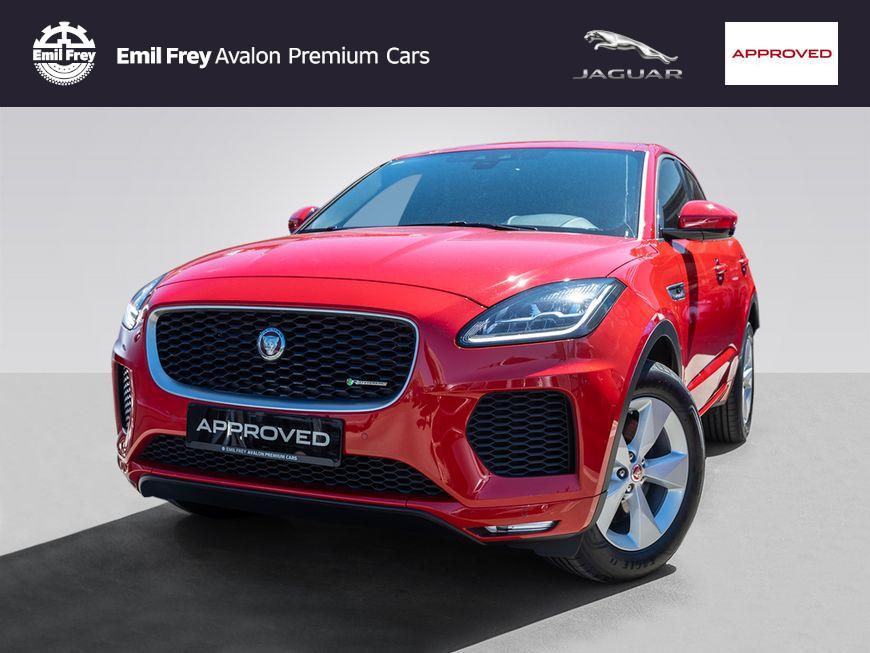 Jaguar E-Pace P200 AWD Aut. R-Dynamic S *ACC*Winterpaket, Jahr 2018, Benzin