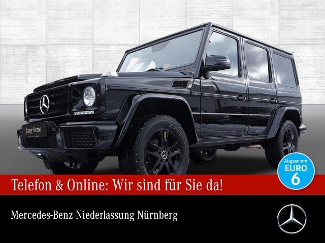 Mercedes-Benz G 350 d designo COMAND AHK Xenon Kamera PTS Sitzh, Jahr 2016, Diesel