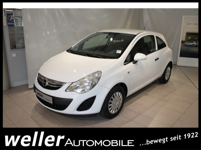 Opel Corsa D 1.2 SELECTION Klima CD-Mp3 Zentralverriegelung, Jahr 2012, Benzin