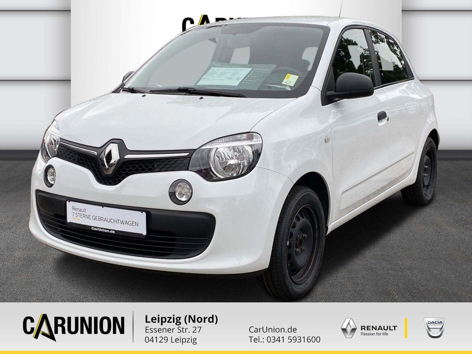 Renault Twingo SCe 70 Life Klima,Radio Bluetooh, Jahr 2018, Benzin