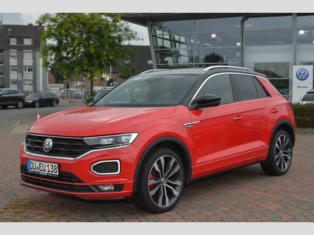 Volkswagen T-Roc Sport 1.5 TSI DSG R-Line Navi LED DAB+, Jahr 2019, Benzin