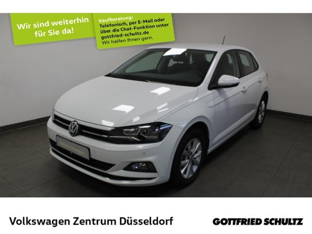 Volkswagen Polo 1.6 TDI DSG Highline *Navi*Kamera*SHZ*Alu*, Jahr 2018, Diesel