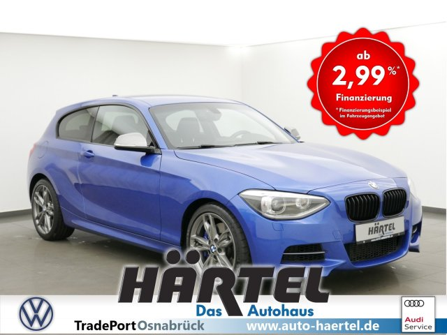BMW 135 M135I XDRIVE STEPTRONIC (+ALLRAD+XENON+AUTOMAT, Jahr 2013, Benzin