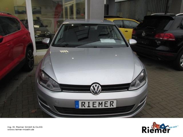 Volkswagen Golf Trendline BMT 1.2 TS IKlima Tel.-Vorb. USB, Jahr 2016, Benzin