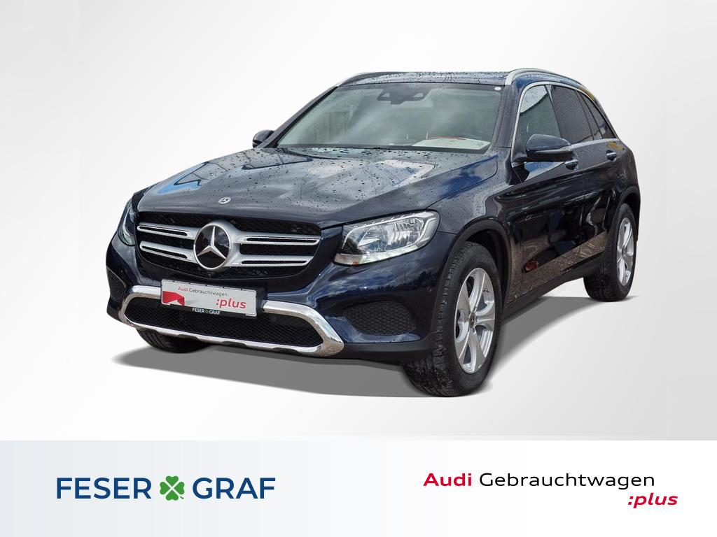Mercedes-Benz GLC 250 d 4 Matic Exclusive/Navi/Pano/Distronic, Jahr 2018, Diesel