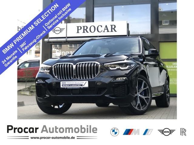BMW X5 xDrive30d M Sport 21'' DA Pr. HuD AHK Pano PA, Jahr 2019, Diesel