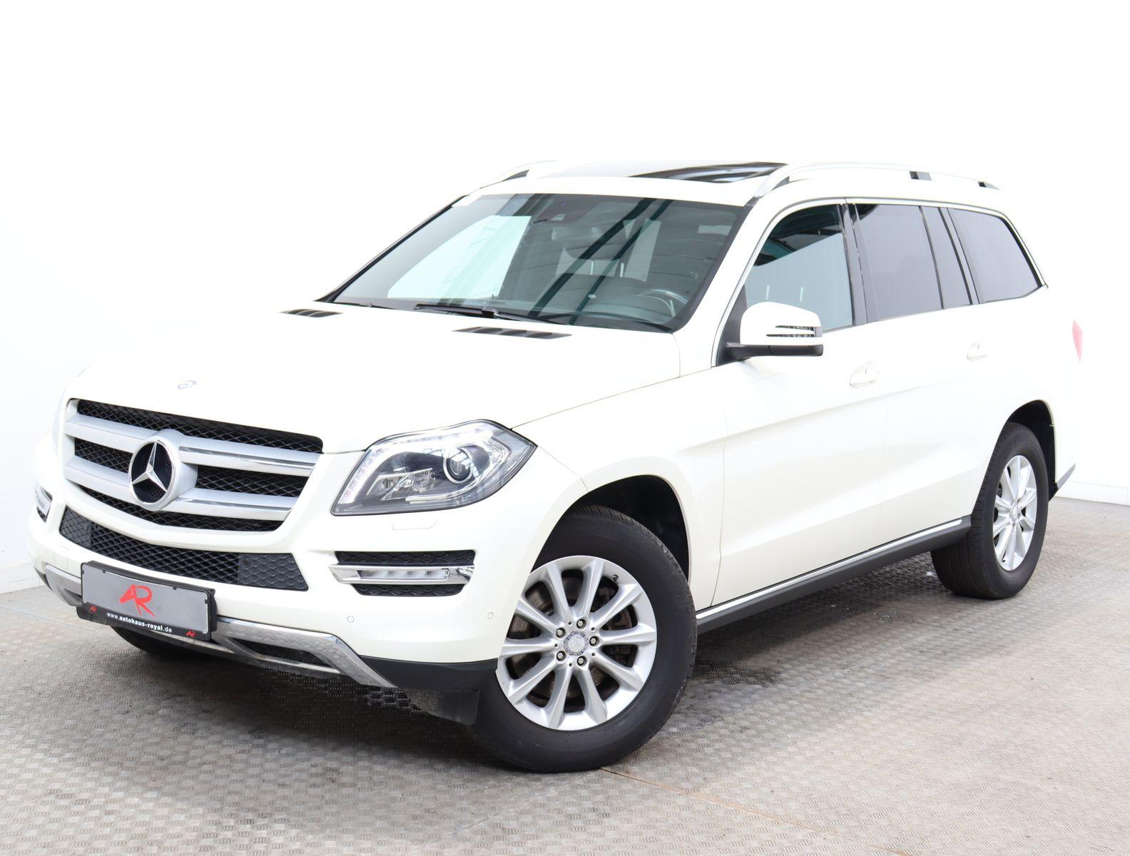 Mercedes-Benz GL 350 BT 4M 7 SITZE DESIGNO LACK+SITZE,MEMORY, Jahr 2012, Diesel