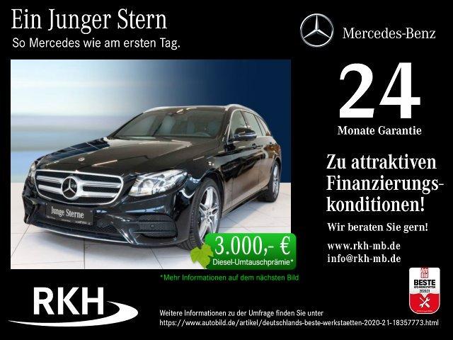 Mercedes-Benz E 450 4M T AMG Comand/Pano/360 Kam/Widescre./LED, Jahr 2020, Benzin