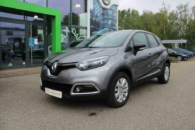 Renault Captur Experience TCe 90, Jahr 2017, Benzin