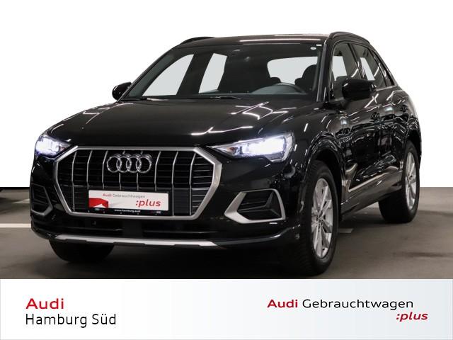 Audi Q3 35 TFSI advanced S tronic NAVI-PLUS/VIRTUAL/LEDER, Jahr 2020, Benzin