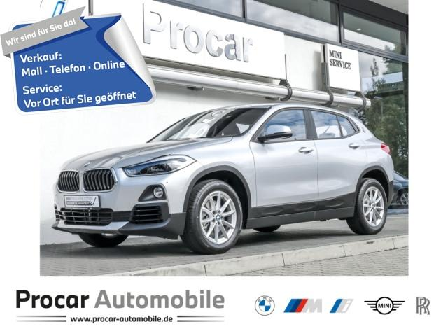 BMW X2 sDrive18i Automatik Advantage Navi SHZ, Jahr 2020, Benzin