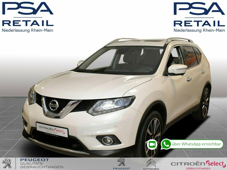 Nissan X-Trail 1.6 dCi Tekna *NAVI*LEDER*PANO*LED*, Jahr 2017, Diesel