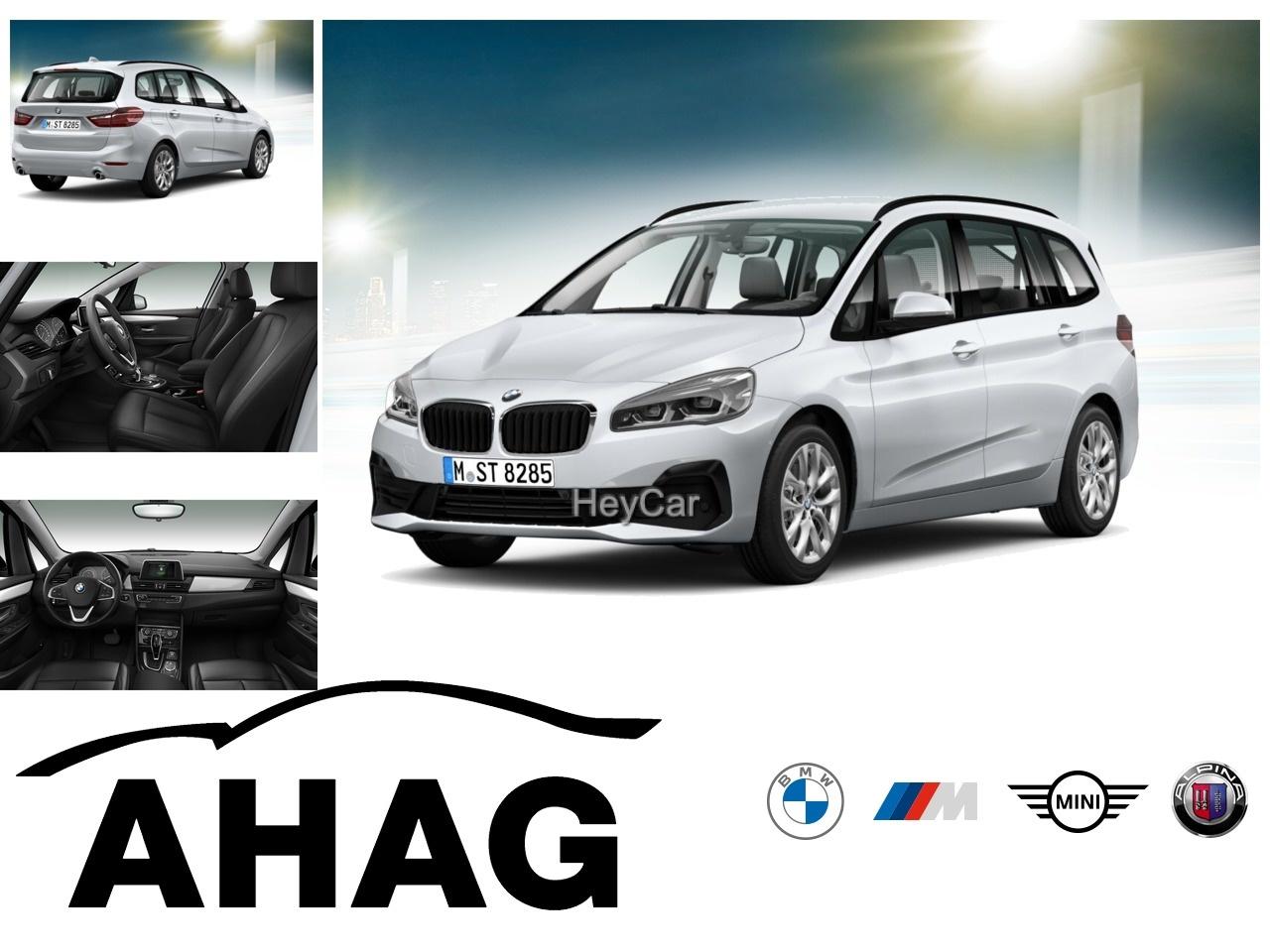 BMW 220 Gran Tourer xDrive Steptronic Advantage PDC, Jahr 2021, Diesel