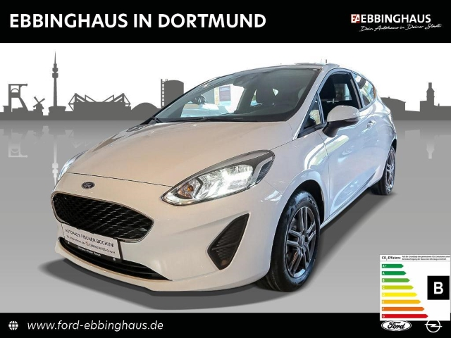 Ford Fiesta Cool & Connect AUSWÄRTSTRIKOT ALL INCLUSIVE PAKET, Jahr 2020, Benzin