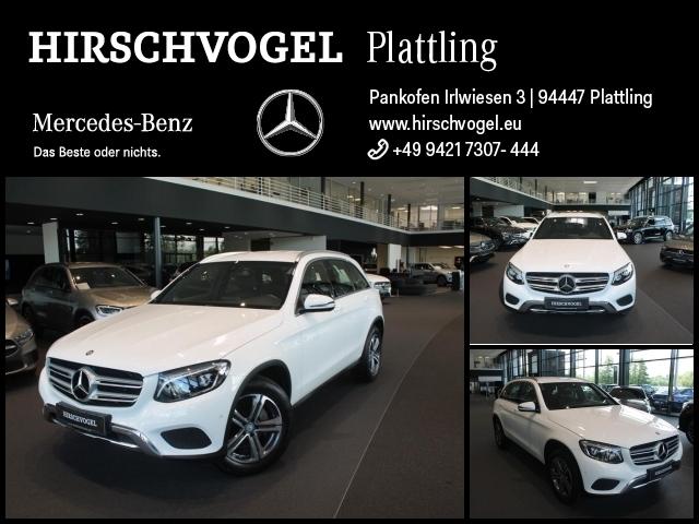 Mercedes-Benz GLC 220 d 4M OFF-ROAD/EXCLUSIVE+Navi+ILS+PDC+SHZ, Jahr 2015, Diesel