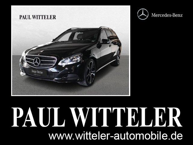 Mercedes-Benz E 200 BlueTEC T Avantgarde/Night/Sport/LED/Sitzh, Jahr 2015, Diesel