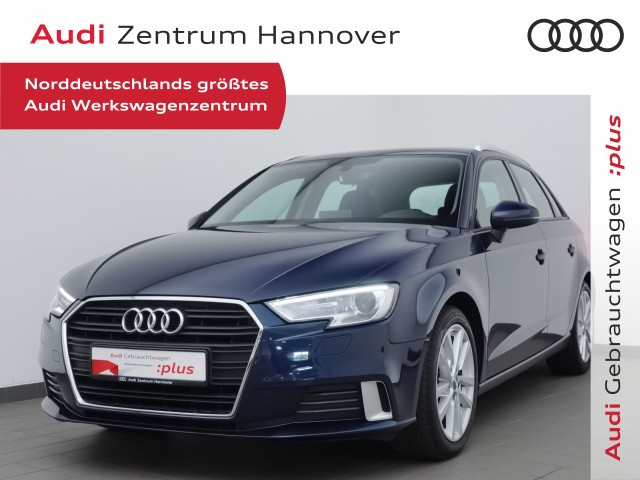Audi A3 Sportback 1.4 TFSI sport, Navi, Xenon Plus, Einparkhilfe, Sitzheizung, Jahr 2017, Benzin