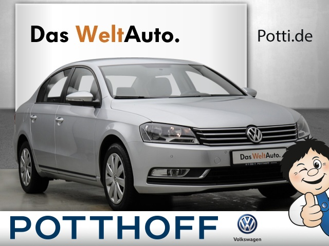 Volkswagen Passat 1.4 TSI Telefon PDC Winterpaket Bluetooth, Jahr 2012, petrol