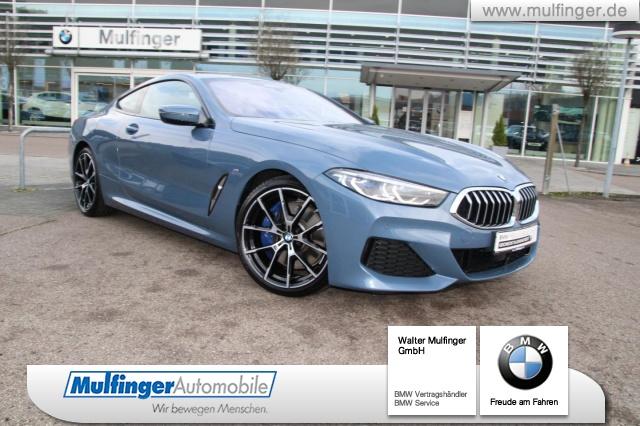 BMW 840d xDr.M Sport Laser.SoftCl.Leasing 599 Euro!, Jahr 2018, diesel