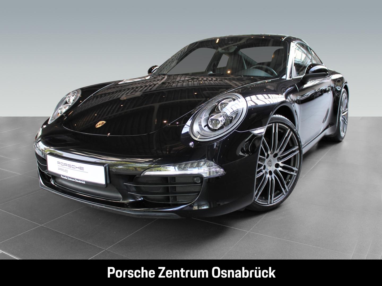 Porsche 991 911 Carrera Black Edition SportabGasanlage Sport Chrono, Jahr 2016, Benzin