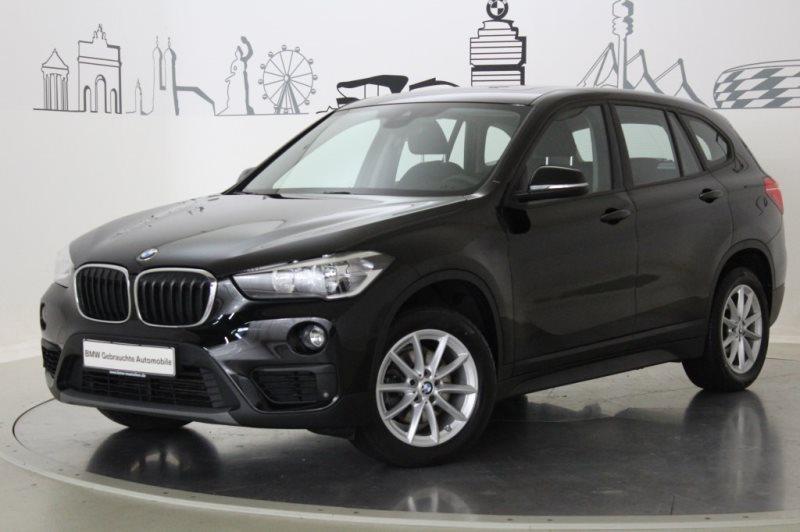 BMW X1 xDrive18d Advantage Head-Up Pano.Dach RTTI EURO 6, Jahr 2018, Diesel