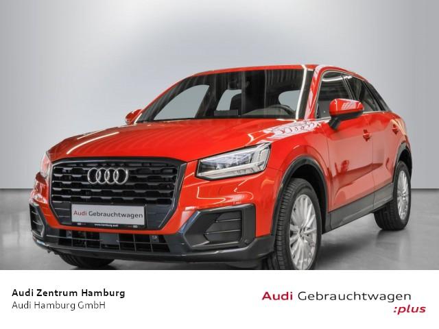 Audi Q2 30 TFSI design 6-Gang AHK LED NAVI-PLUS, Jahr 2020, Benzin