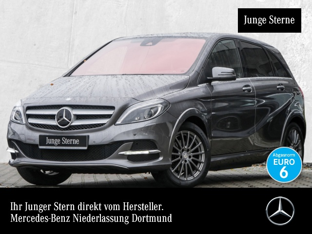 Mercedes-Benz B 250 e Style COMAND Rekup. Bremsyst. ILS Kamera, Jahr 2016, electric