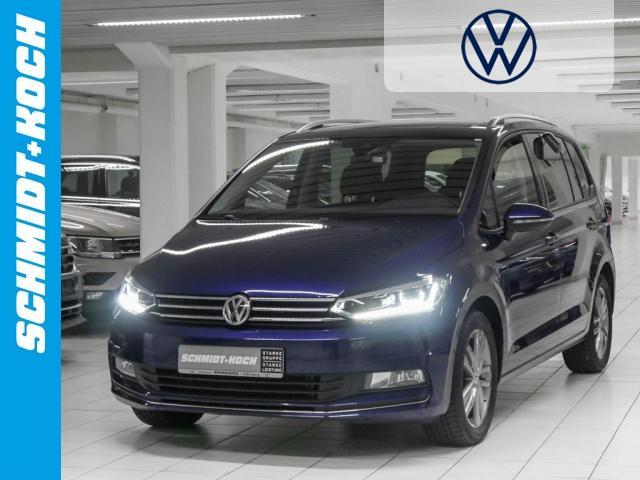 Volkswagen Touran 1.4 TSI BMT Sound DSG, LED, eSD, NAVI ACC, Jahr 2017, Benzin