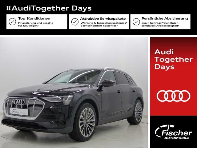 Audi e-tron 50 quattro LP: 82.595,-, Jahr 2020, Elektro