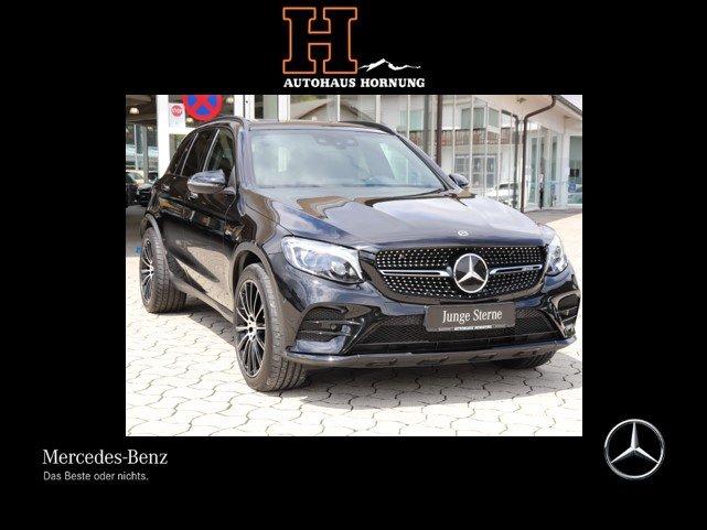 Mercedes-Benz GLC 43 AMG STDHZ Kamera FA+ Distr Pano AHK Night, Jahr 2018, Benzin