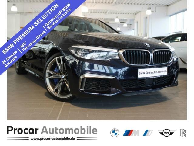 BMW M550i xDrive HuD ACC Komfortsitze Standheizung, Jahr 2017, Benzin