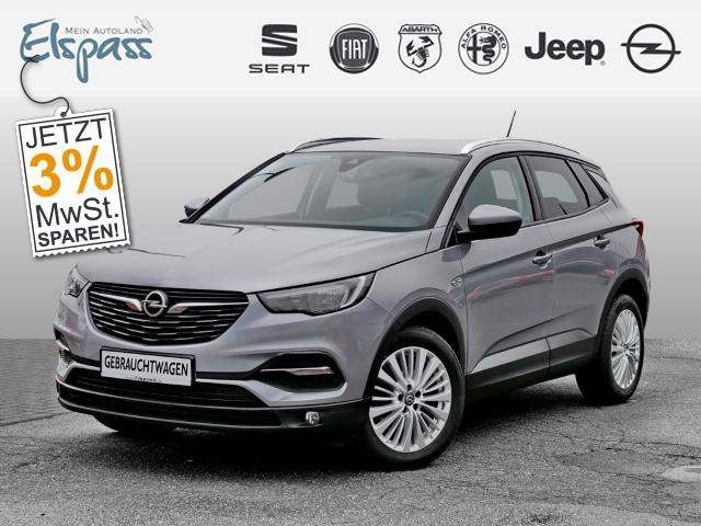 Opel Grandland X Edition ALLWETTER PDC KLIMAAUTOM SHZ, Jahr 2017, Benzin
