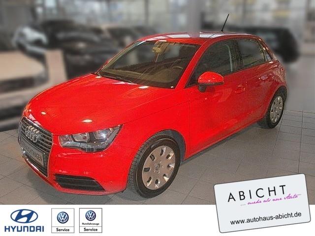 Audi A1 Attraction 1.4 TFSI KLIMA HIFI CD BC GARANTIE, Jahr 2013, petrol