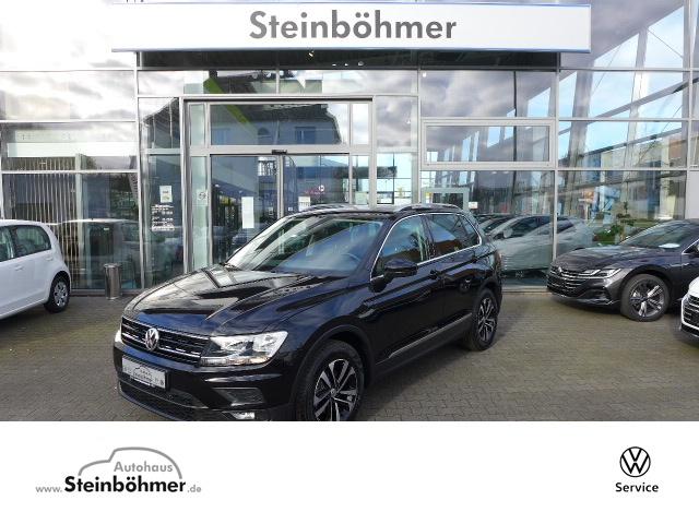 Volkswagen Tiguan Comfortline United 1.5TSI Navi AHK Sitzhz, Jahr 2020, Benzin