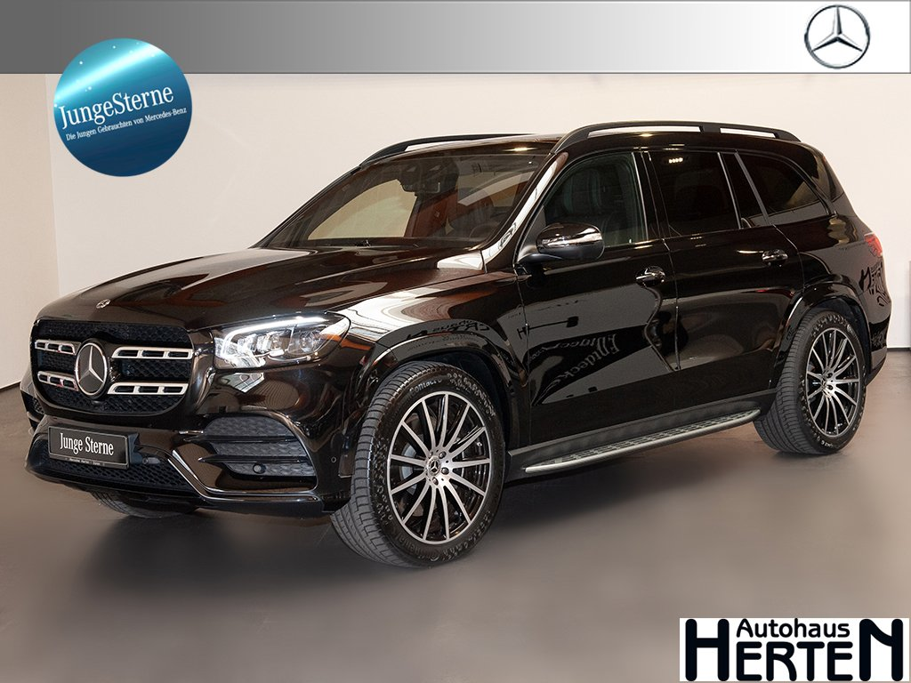 Mercedes-Benz GLS 580 4M AMG Fahrassistenz-P. Plus MBUX Fond, Jahr 2020, Benzin