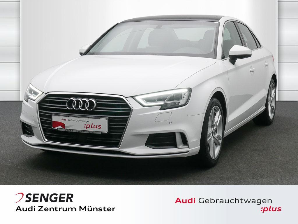 Audi A3 Limousine 30 TFSI Kamera Panoramad. LED ACC, Jahr 2019, Benzin