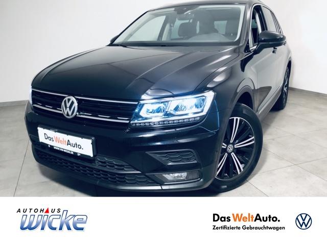 Volkswagen Tiguan Sound 1.4 TSI ACC Pano LED Navi R.Kamera, Jahr 2017, Benzin