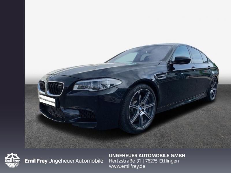 BMW M5 Limousine Night Vision Head-Up B&amp,O HiFi DAB, Jahr 2015, Benzin