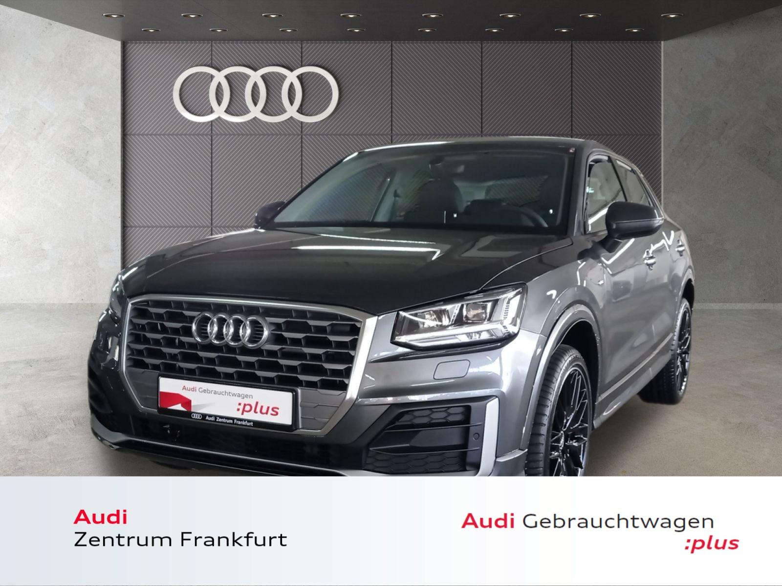 Audi Q2 35 TDI sport S line LED Navi DAB PDC Tempomat, Jahr 2020, Diesel
