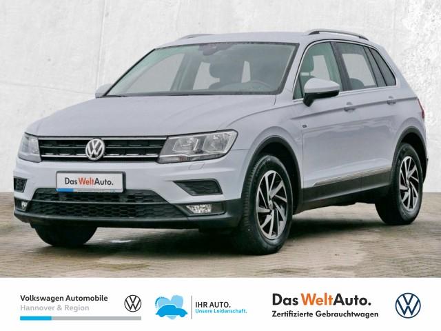 Volkswagen Tiguan 2.0 TDI DPF Join Navi Sitzhzg PDC ACC Klima, Jahr 2018, Diesel