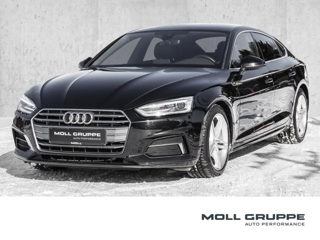 Audi A5 Sportback 2.0 TDI S line sport NAVI ALU, Jahr 2017, Diesel