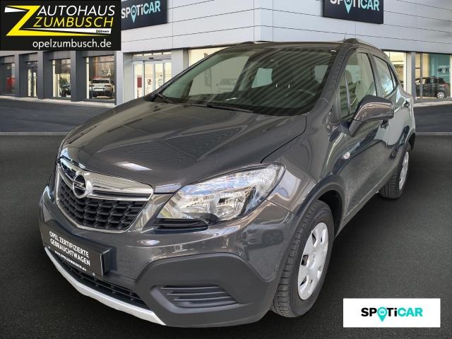 Opel Mokka, Klima, Allwetterr., CD-Radio, Start/Stop, u, Jahr 2015, Benzin