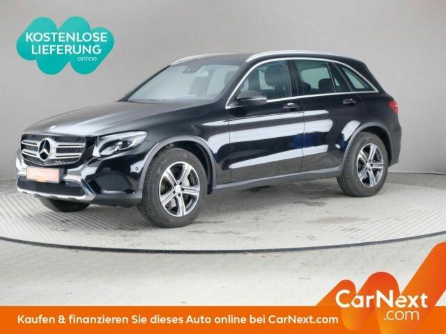 Mercedes-Benz GLC 250d 4Matic 9G-TRONIC LED NAVI, Jahr 2016, Diesel