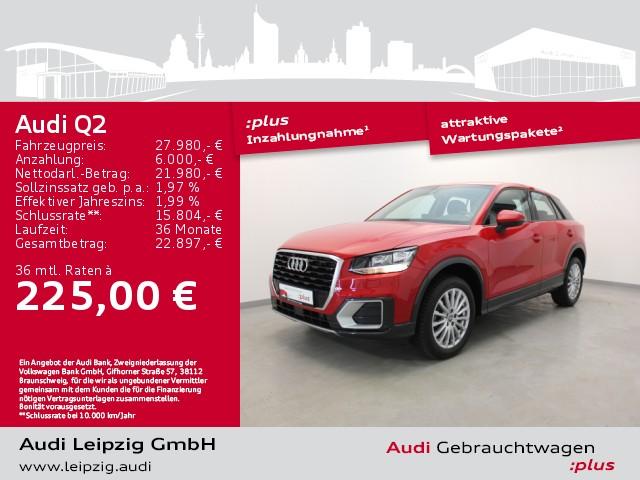 Audi Q2 30 TDI design S tronic *Navi*DAB*, Jahr 2020, Diesel
