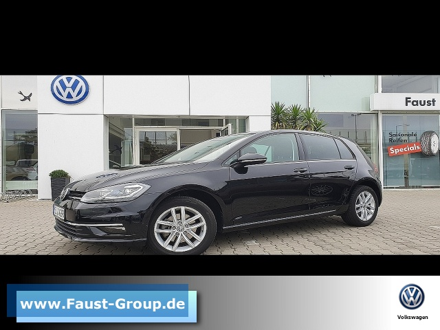 Volkswagen Golf VII Comfortline UPE 32000 EUR LED APP-Connect, Jahr 2018, Diesel