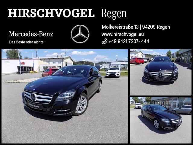 Mercedes-Benz CLS 350 CDI SB 4M Sport-Paket Ext+SD+DISTRON+Com, Jahr 2014, Diesel